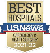 us news gold heart badge